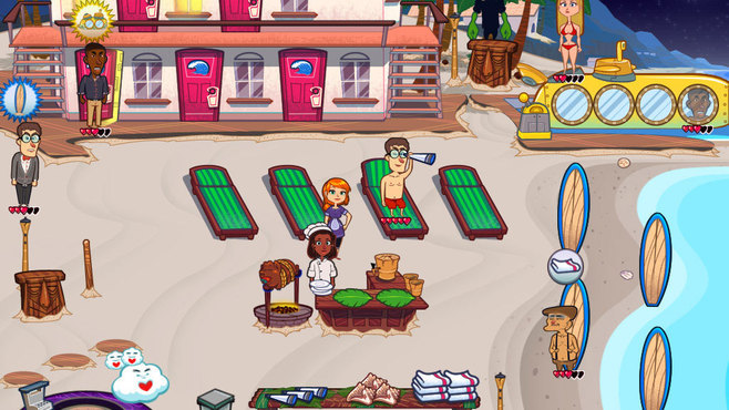 Chloe's Dream Resort Screenshot 4