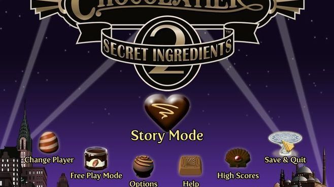 Chocolatier 2: Secret Ingredients Screenshot 1
