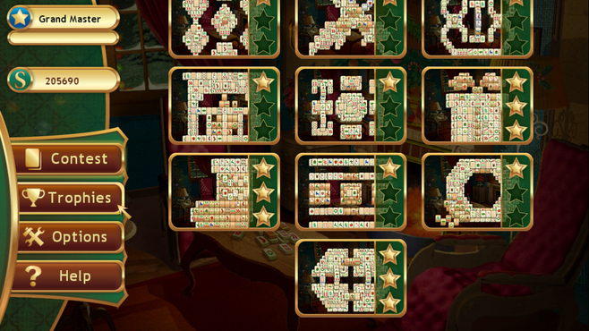 Christmas Mahjong Screenshot 3
