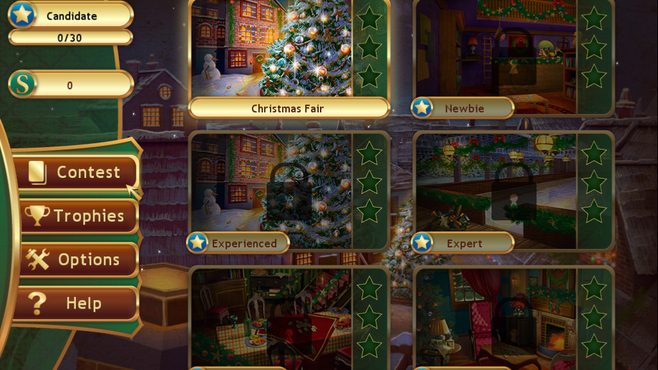 Christmas Mahjong Screenshot 4