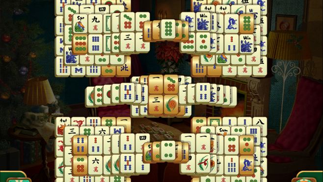 Christmas Mahjong Screenshot 5