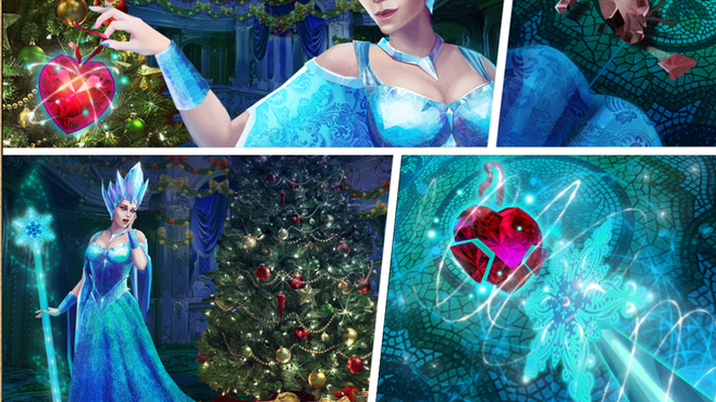 Christmas Patchwork Frozen Screenshot 4