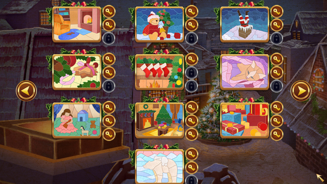 Christmas Patchwork Frozen Screenshot 7