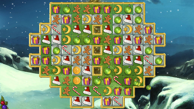 Christmas Puzzle Screenshot 5