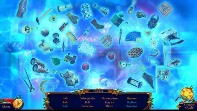 Christmas Stories: A Little Prince Collector's Edition Screenshot 3