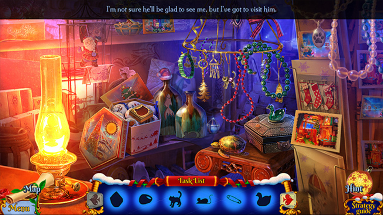 Christmas Stories: Alice's Adventures Collector's Edition Screenshot 3