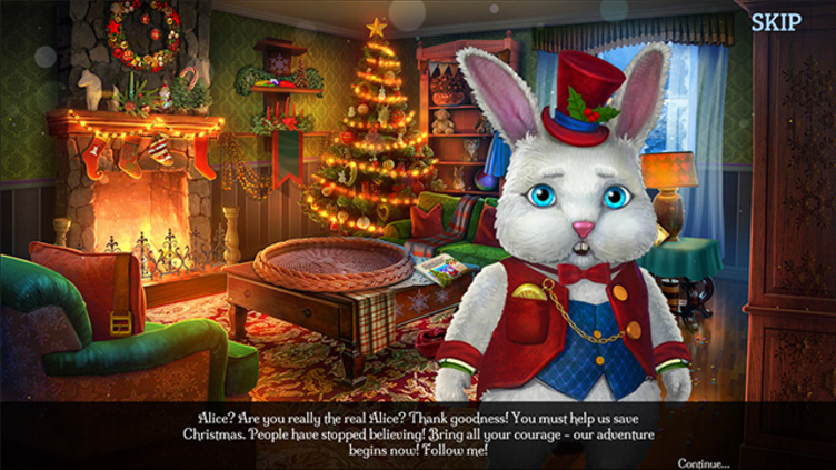 Christmas Stories: Alice's Adventures Collector's Edition Screenshot 5