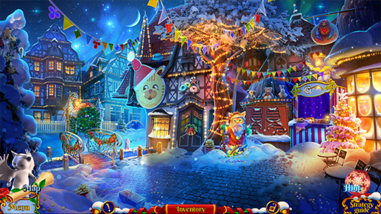Christmas Stories: Alice's Adventures Collector's Edition Screenshot 1