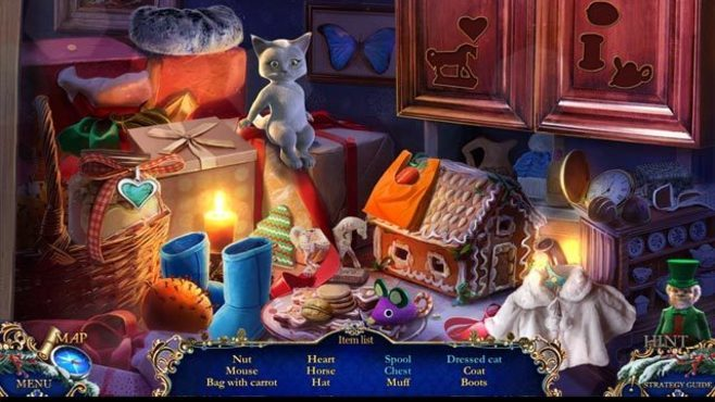 Christmas Stories: Hans Christian Andersen's Tin Soldier Collector's Edition Screenshot 1