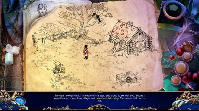 Christmas Stories: Hans Christian Andersen's Tin Soldier Collector's Edition Screenshot 5