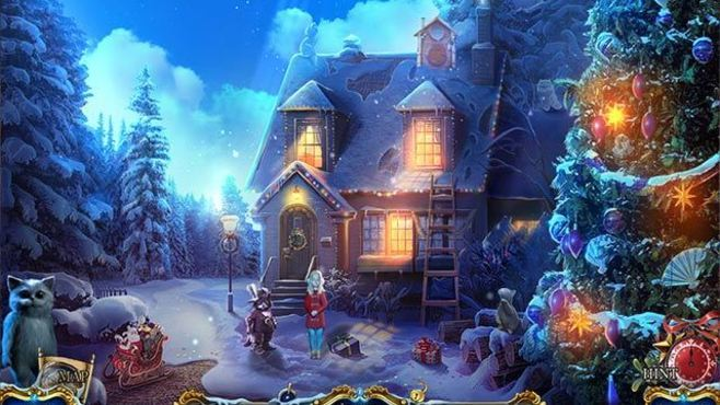 Christmas Stories: Puss in Boots Collector's Edition Screenshot 3