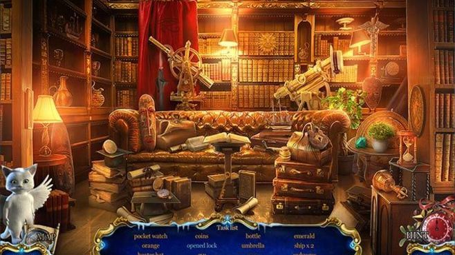 Christmas Stories: Puss in Boots Screenshot 6