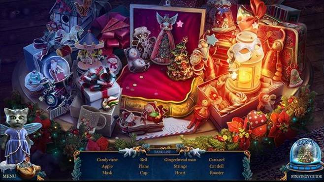 Christmas Stories: The Gift of the Magi Collector's Edition Screenshot 1