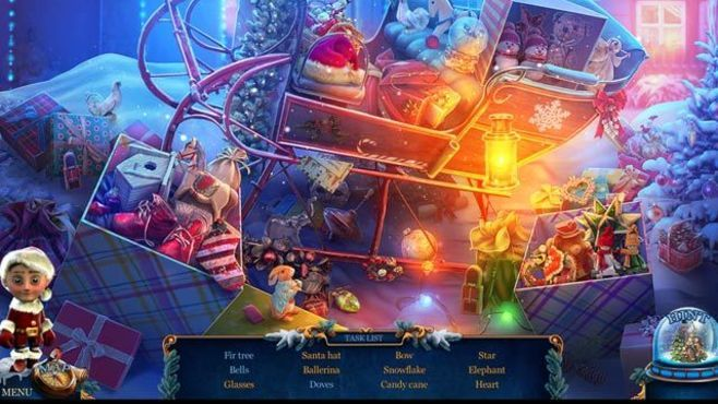 Christmas Stories: The Gift of the Magi Collector's Edition Screenshot 5