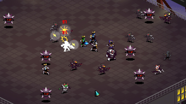 Chroma Squad Screenshot 5