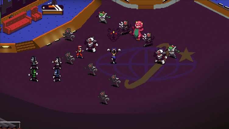 Chroma Squad Screenshot 6
