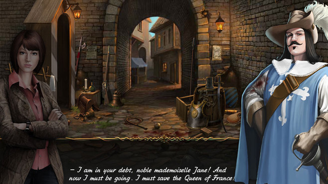 Chronoclasm Chronicles Screenshot 2