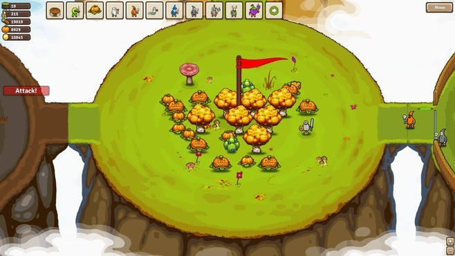 Circle Empires: Apex Monsters! Screenshot 2