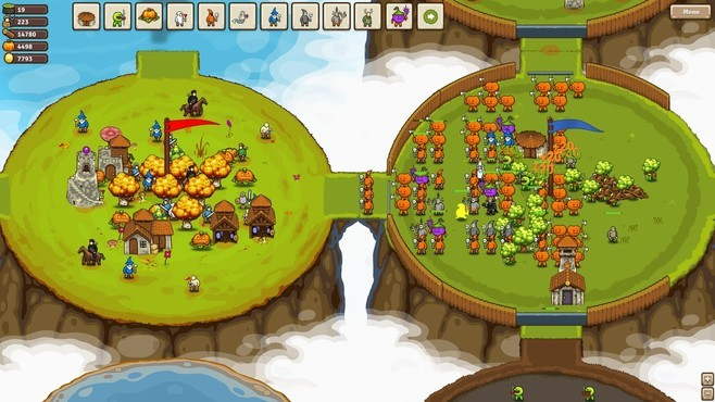 Circle Empires: Apex Monsters! Screenshot 5