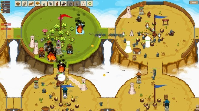 Circle Empires: Apex Monsters! Screenshot 6