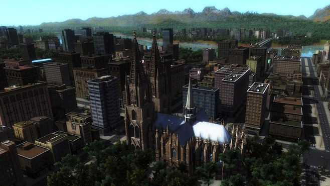 Cities in Motion 2: Lofty Landmarks Screenshot 1