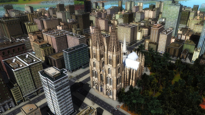 Cities in Motion 2: Lofty Landmarks Screenshot 3