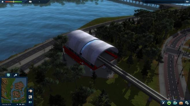 Cities In Motion 2: Marvellous Monorails Screenshot 3