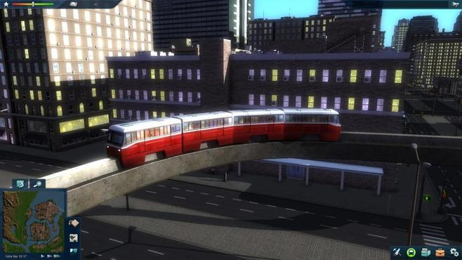 Cities In Motion 2: Marvellous Monorails Screenshot 4