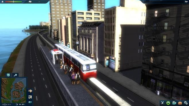 Cities In Motion 2: Marvellous Monorails Screenshot 5