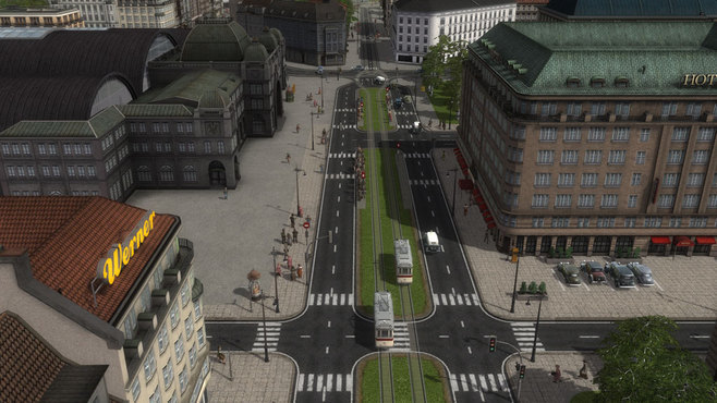 Cities in Motion: German Cities Screenshot 3