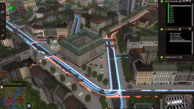 Cities in Motion: German Cities Screenshot 5