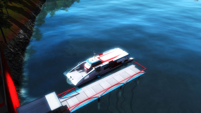 Cities in Motion 2: Wending Waterbuses Screenshot 2