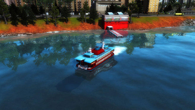 Cities in Motion 2: Wending Waterbuses Screenshot 4