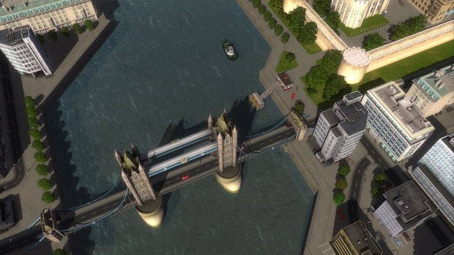 Cities in Motion: London Screenshot 1