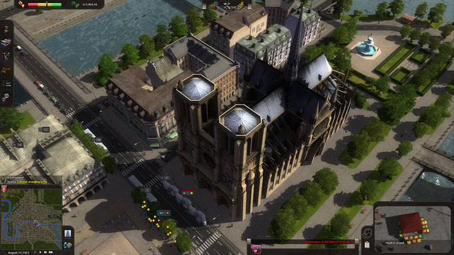 Cities in Motion: Paris Screenshot 4