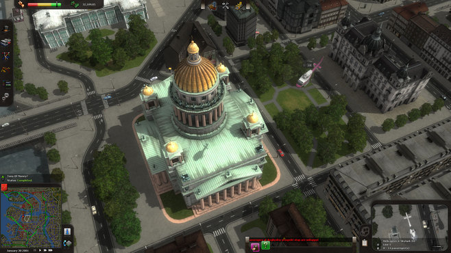 Cities in Motion: St. Petersburg Screenshot 10