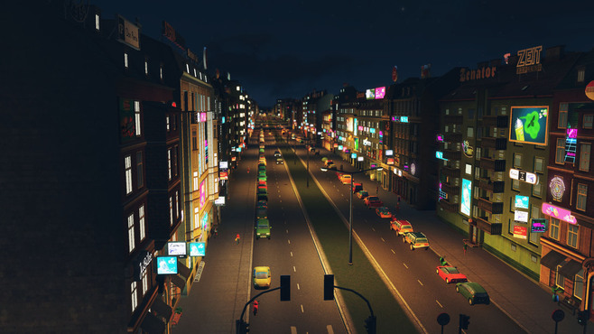 Cities: Skylines - After Dark Screenshot 3