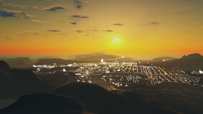 Cities: Skylines - After Dark Screenshot 5