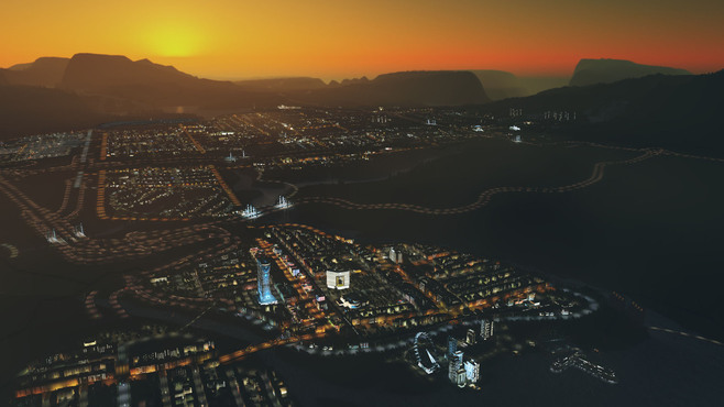 Cities: Skylines - After Dark Screenshot 6