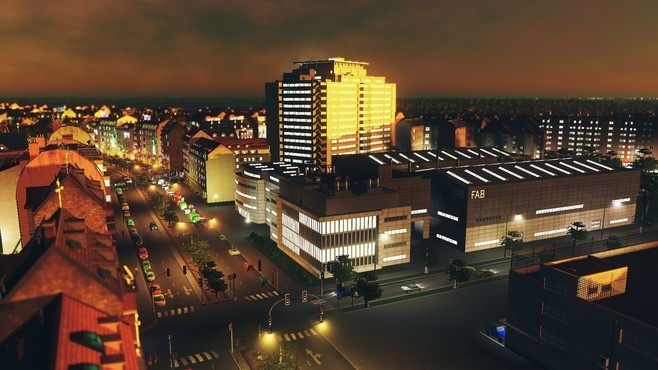 Cities: Skylines - Content Creator Pack: High-Tech Buildings Screenshot 4