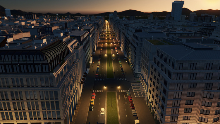 Cities: Skylines - Content Creator Pack: Modern City Center Screenshot 2