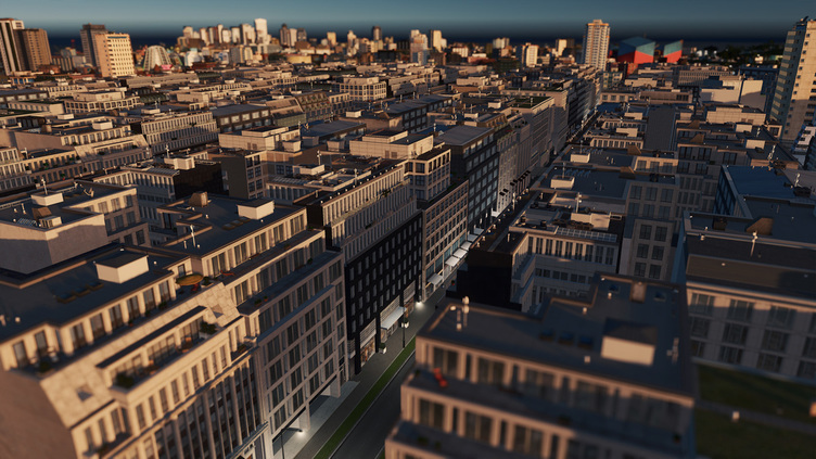 Cities: Skylines - Content Creator Pack: Modern City Center Screenshot 3