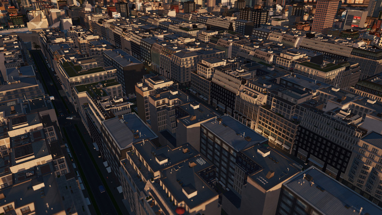 Cities: Skylines - Content Creator Pack: Modern City Center Screenshot 7