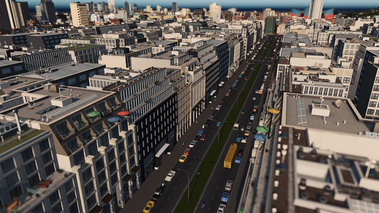 Cities: Skylines - Content Creator Pack: Modern City Center Screenshot 8