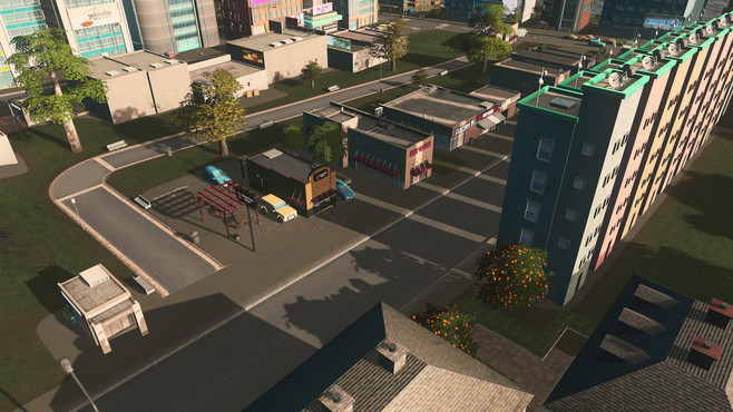 Cities: Skylines - Content Creator Pack: University City Screenshot 4