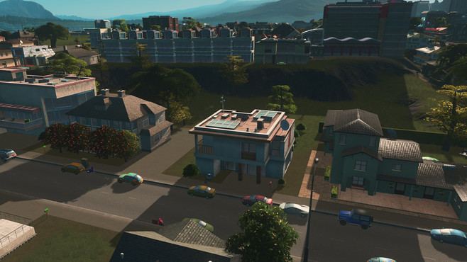 Cities: Skylines - Content Creator Pack: University City Screenshot 5
