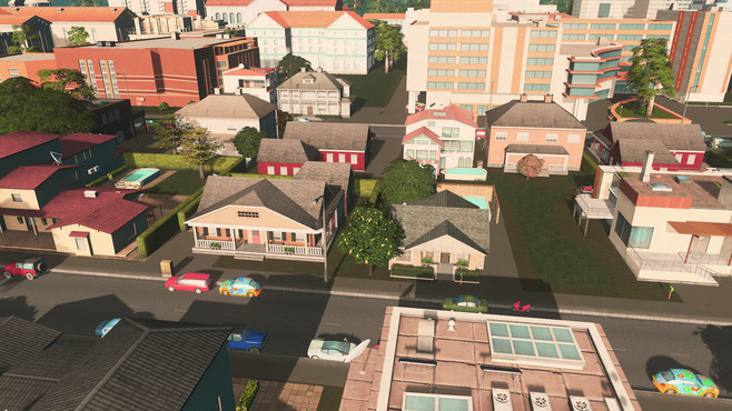 Cities: Skylines - Content Creator Pack: University City Screenshot 7