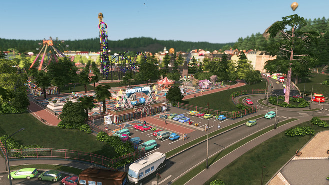 Cities: Skylines - Country Road Radio Screenshot 1