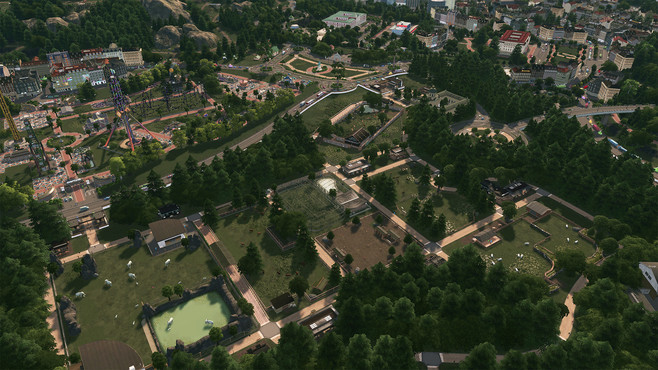Cities: Skylines - Country Road Radio Screenshot 3