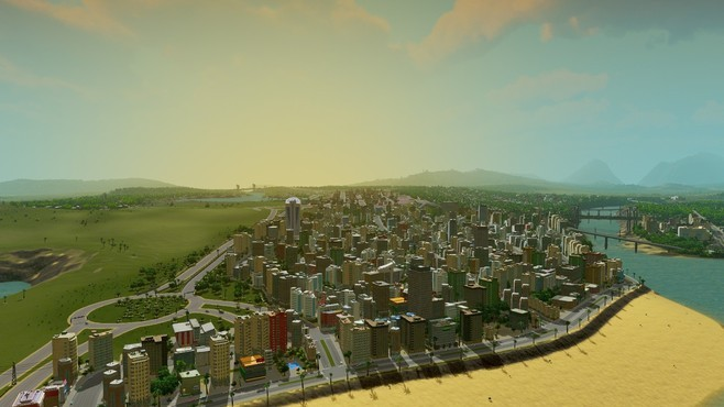 Cities: Skylines Deluxe Edition Screenshot 2